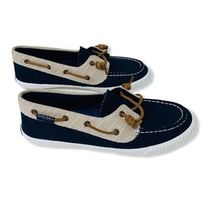 Paul Sperry Sayel Away Boat Shoes NWOT 10M…